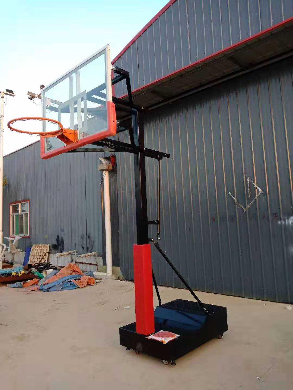 兒童升降籃球架